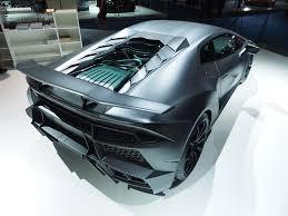 Lamborghini Huracan All Black - full carbon fiber lamborghini huracan tuned by mansory