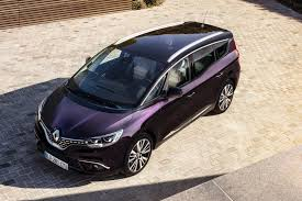 renault grand scenic 2005 purple car renault grand scenic 2017 top view wallpapers and