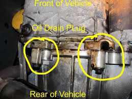 oil leak between and engine ford explorer and ford ranger