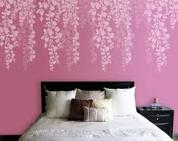 Bedroom Stencils Designs Luxury Ideas 9 Bedroom Wall Stencil Designs 1000 Images About