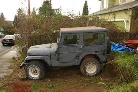 jeep 1980 cj5 old parked cars 1983 jeep cj 5