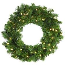 led wreaths garland decorations the home