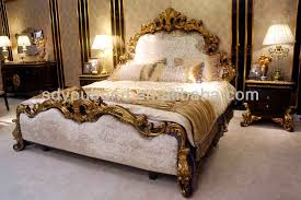 High Quality Bedroom Furniture Sets 0063 Italy Antique Bedroom Furniture Royal Luxury Royal Antique