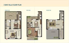 villa floor plan 3bhk villa floor plan view metrotowers