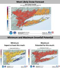 The Biggest Blizzard This Week U0027s Blizzard Could Be The Biggest March Snowstorm New York