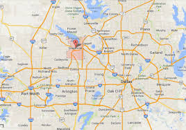 Plano Tx Map Grapevine Texas Map Uptowncritters