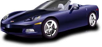 porsche vector blue corvette clip art at clker com vector clip art online