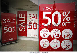 bhs womens boots sale bhs sale stock photos bhs sale stock images alamy