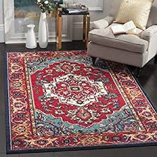 Modern Oriental Rugs Amazon Com Safavieh Monaco Collection Mnc207c Modern Oriental