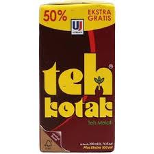 Teh Kotak sell teh kotak from indonesia by pt jaya utama santikah cheap price