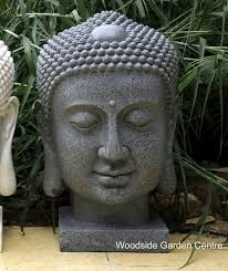 da vinci buddha bust home or garden ornament woodside