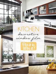 Window Decor Film 7 Best Kitchen Decorative Window Film Images On Pinterest