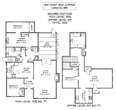 Corner Lot Floor Plans by 1697 E 22nd Avenue Sebastian Albrecht U0026 Duncan Brown