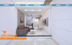 Kitchen Design Courses Online Online 3d Course Render An Interior Of A Kitchen U0026 Livingroom With