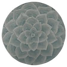 light blue round area rug home decorators collection corolla light blue 6 ft x 6 ft round
