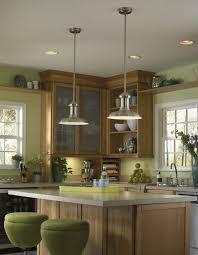 rustic pendant lighting for kitchen orange glossy cabinet dark