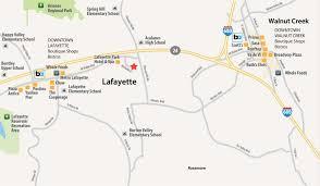 Mt Diablo State Park Map by Lafayette Wine Festival