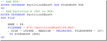 Alter Table Add Partition Partitioning U0026 Archiving Tables In Sql Server Part 2 Split