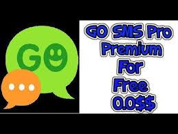 go sms pro premium apk go sms pro premium v7 41 apk android version