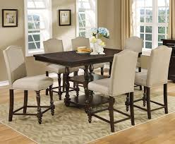 hurdsfield 7pc dining set 1 099 94 furniture store shipped