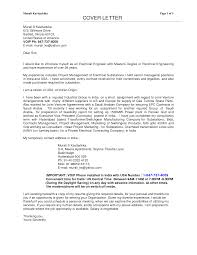 electronics engineering cover letter sample images letter