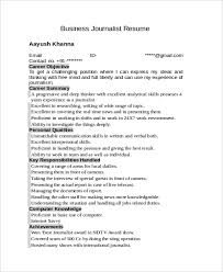 Sample Journalism Resume by Free Resume Templates Dance Example Template For With Good 93 Best