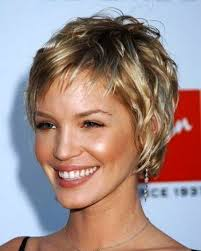 short haircut for thin face short hairstyles thin hair oval face hairstyles