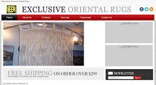 Exclusive Oriental Rugs Jp Software Technologies Best Website Design Best Web Design