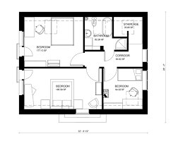 traditional style house plan 3 beds 2 00 baths 1521 sq ft plan