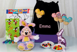 personalized mickey mouse easter basket creating an egg stra special easter with help from disney floral