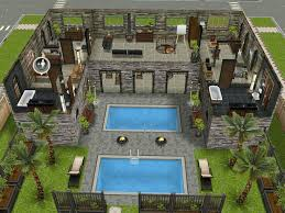 Mansion Layouts 21 Best Sims Images On Pinterest House Design Creativity And