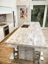 comptoir cuisine bois comptoir de cuisine espace bois