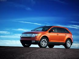 read about the history of the ford edge suv