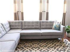 Sectional Sofa Bed Ikea by A Simple Hack That Makes An Ikea Sofa Look Like A Million Bucks