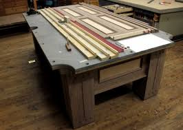 Custom Pool Tables by Dorset Custom Furniture A Woodworkers Photo Journal A Custom