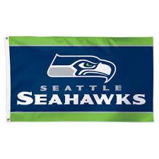 Seahawks Shower Curtain Seattle Seahawks Wall Art Seahawks Wall Decorations