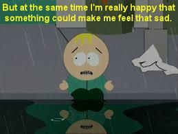 South Park Butters Meme - gif stan season 7 south park raisins butters the goth kids south