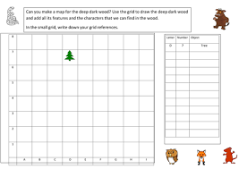 gruffalo map making of the deep dark wood primary best reviewed