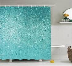 Brown Ruffle Shower Curtain by Bathroom Wonderful Surfboard Shower Curtain Teal Shower Curtain