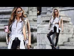 imagenes look invierno ropa de moda mujer tendencias de otoño invierno 2018 looks