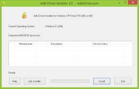 android adb driver adb driver installer