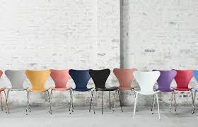chaises cuisine chaise cuisine arne jacobsen design chaise de