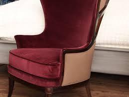 Velvet Wingback Chair Design Ideas Creative Of Wingback Chair Velvet Wingback Chair Home