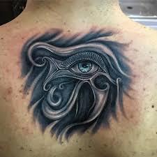 eye of ra 4 tattoos designs and