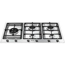 900mm Gas Cooktop Kitchen Best Smeg 75cm Natural Gas Cooktop Pga75f 4 Winning