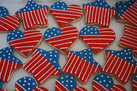 Flag Sheet Cake The Baking Sheet Happy 4th Of July
