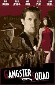 gangster squad 2013 movie wallpapers gangster squad poster film noir by lindholmdesigns on deviantart