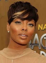 black people short hair cut with part down the middle short hairstyles for black people beautiful best 25 black women