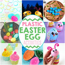 Easter Decorations Png by 18 Plastic Easter Egg Crafts And Activities I Heart Arts N Crafts