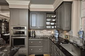 what color backsplash with gray cabinets black granite kitchen countertops design ideas countertopsnews